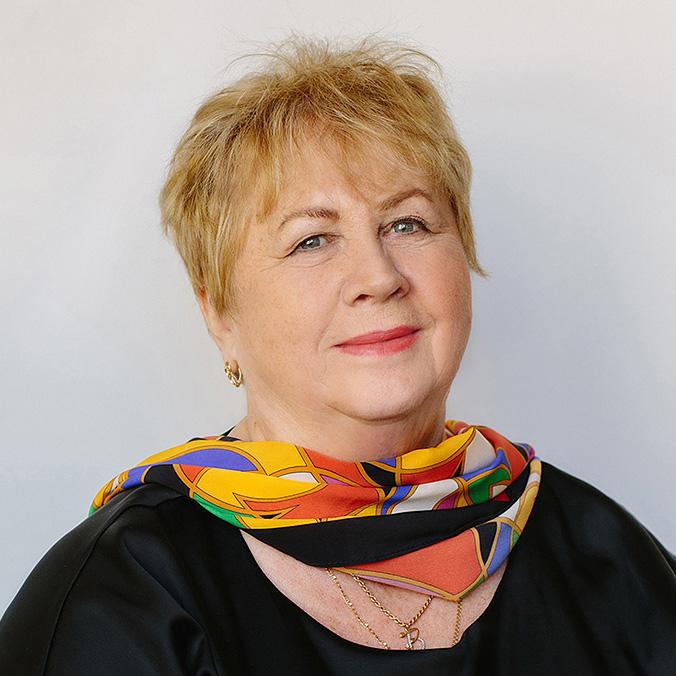 Валентина Зиновьевна